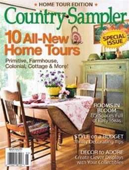 daisy cottage country sampler magazine