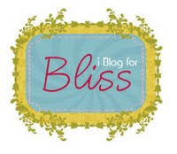I blog for bliss