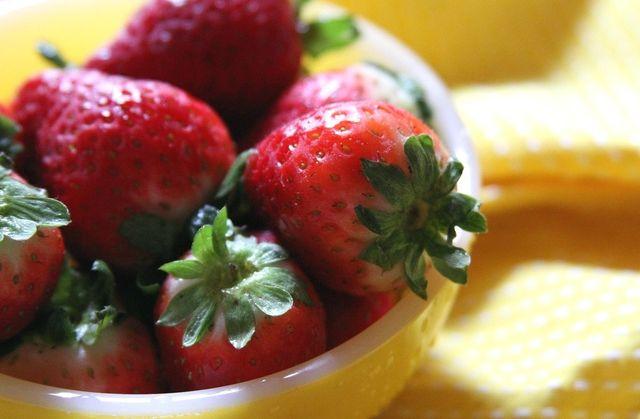 Strawberriesfour